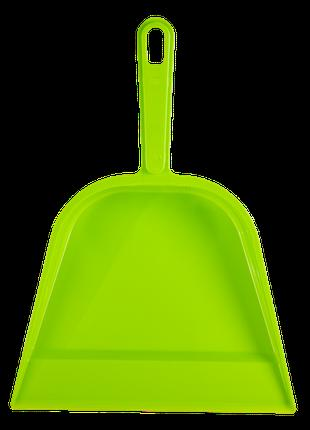 Совок для мусора (оливк.)