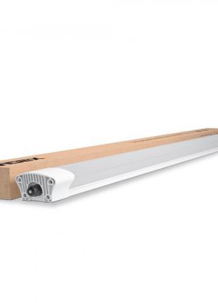 LED светильник линейный VIDEX 50W 1,5М 5000K 220V IP65 6шт/ящ