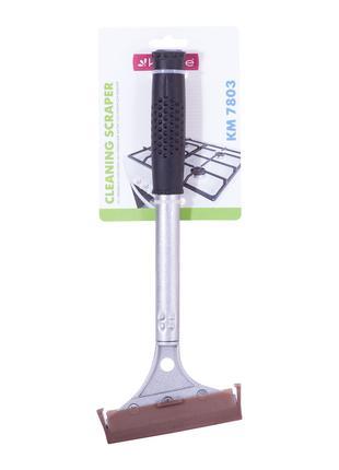 Скребок Kamille для чистки стеклокерамических поверхностей 28х...
