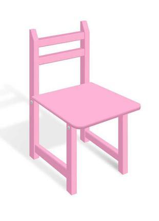 Гр Стульчик СЦ 002 цвет розовый