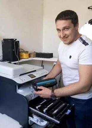 Ремонт принтеров МФУ Ксероксов и сканеров в Ирпене