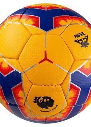 Мяч футбольный Cordly Trecher желт/красно/синий