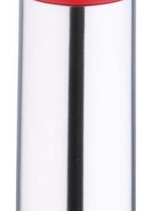 Термос Bergner Hot Drink 750мл, нержавеющая сталь, серая кнопка