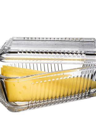 Масленка Frigo с крышкой
