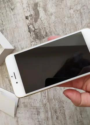 Телефон apple iPhone 6 Gold 128гБ.
