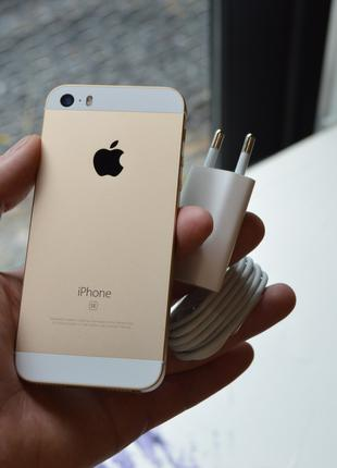Apple iPhone SE 16 GB Neverlock Gold 5se купить айфон