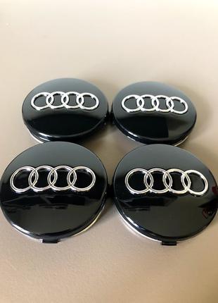 Колпачки В Диск Audi 60mm 4B0 601 170