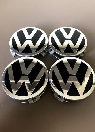 Колпачки Для Дисков Volkswagen А2204000125  75mm