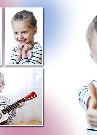 """Фотокнига """"Один день в детском саду"""""""