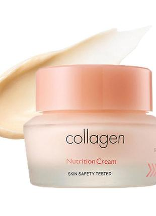 Питательный крем для лица с коллагеном it´s skin collagen nutr...