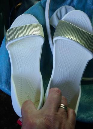 Crocs шлепки ,босоножки