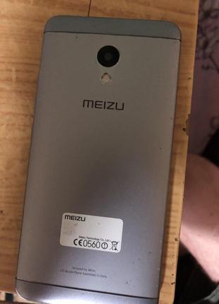 Телефон Meizu M5s 32gb