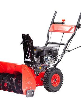 Снегоуборщик бензиновый самоходный, 5.5 л.с./4 кВт, высота/шир...