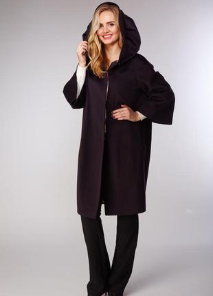Marcona женское пальто кардиган ангора шерсть большой размер д...