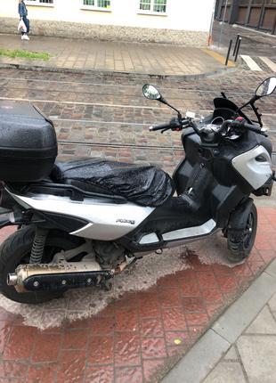 Мотоцикл gilera fuoco