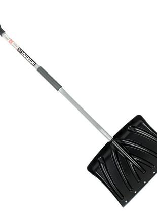 Лопата для уборки снега 460*340мм с Z-образной ручкой 1080 мм ...