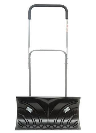 Ковш для уборки снега на колесах 660*320 мм, ручка 1080 мм INT...