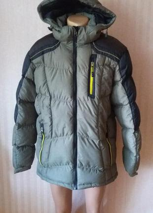 Зимняя куртка-пуховик glo-story