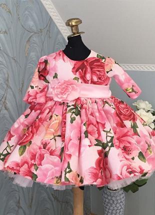 Пошив  детских, нарядних платьев