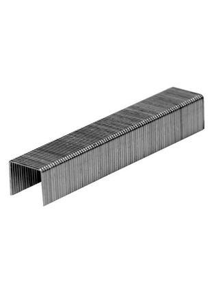 Скобы 6×11.3мм 1000шт SIGMA (2811061)