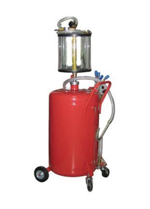 Установка для вакуумной откачки масла с мерной колбой (80 л) G...