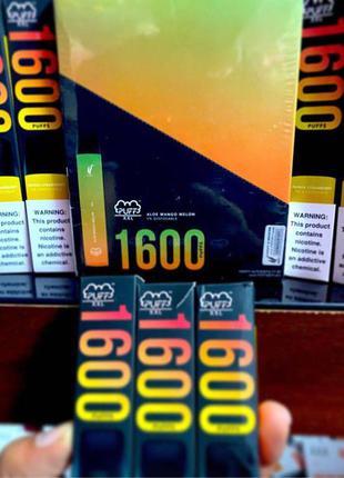 оптом одноразовые электронные сигареты puff bar xxl 1600