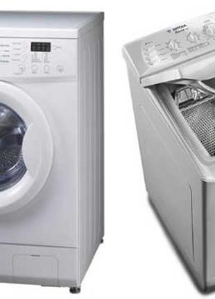Подключение СТИРАЛЬНЫХ МАШИН, Посудомоечных машин.