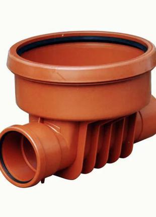 Колодец проходной ПВХ 425/200 для гофрированных труб
