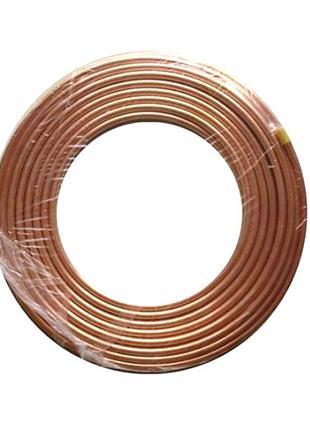 Труба медная для кондиционера 1/4 R220 6,35x0,76х45000 мм БС C...