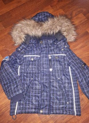 Зимняя куртка chicco flurry 104