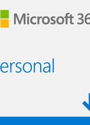 Офисное приложение Microsoft 365 Personal 32/64 AllLngSub PKLi...