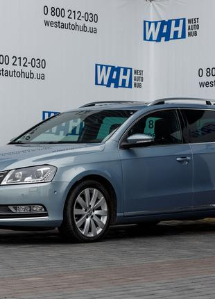 VW Passat B7 Exclusive