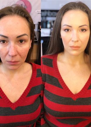 Визаж/макияж