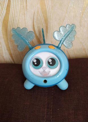 Интерактивная игрушка fijit friends yippits plooki figure mattel