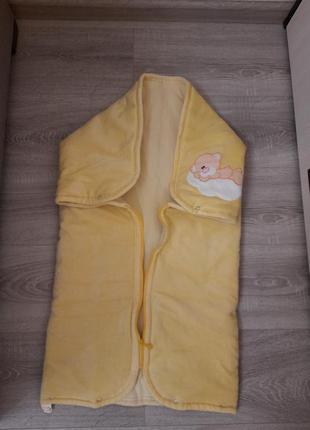 Спальний мішок, ковдра
