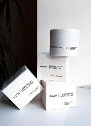 Крем для всіх типів шкіри hillary corneotherapy intense сare 5...