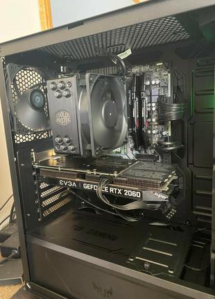 Игровой компьютер мощный