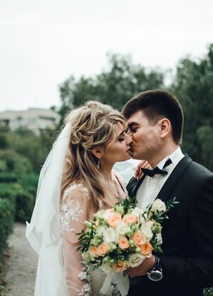 Весільний фотограф.