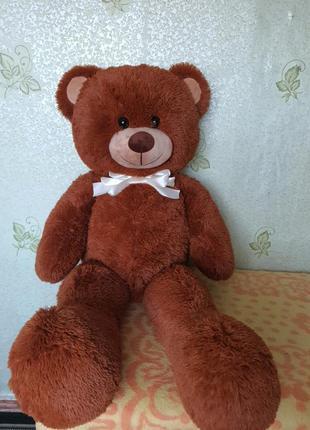 Большой плюшевый мишка, мягкий медведь, 150 см