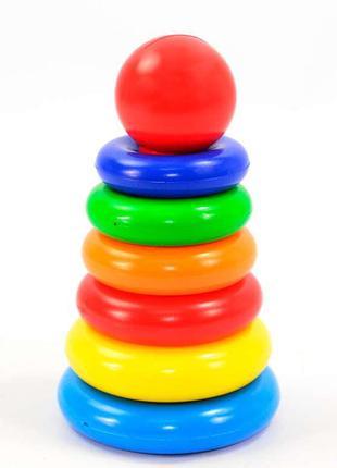 """Гр Пирамидка шарик 573 (35) """"ORION"""""""