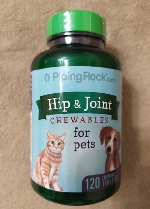 Укрепления костей и суставов собак и кошек, 120 таблеток США