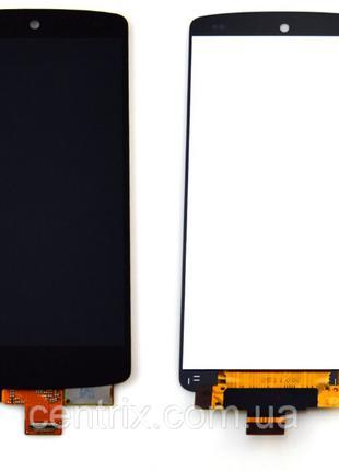 Дисплей (экран) для LG D820 Nexus 5, D821, D822 + тачскрин, че...