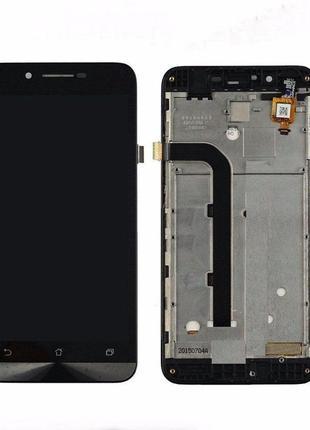 Дисплей (экран) для Asus ZenFone Go (ZC500TG) + тачскрин, цвет...
