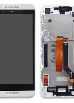 Дисплей (экран) для HTC Desire 626G Dual Sim + тачскрин, черны...