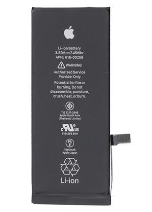 Аккумуляторная батарея (АКБ) для iPhone 7, 1960 мАч, оригинал
