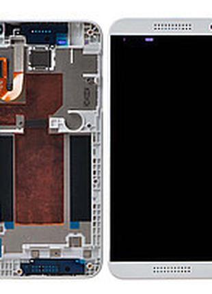 Дисплей (экран) для HTC Desire 620G Dual Sim + тачскрин, серый...