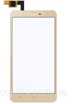 Тачскрин (сенсор) для Xiaomi Redmi Note 3, Redmi Note 3 Pro, з...