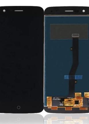 Дисплей (экран) для ZTE Blade V8 Lite + тачскрин, черный