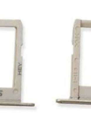 Лоток сим карты и карты памяти для Samsung J600F Galaxy J6/J81...