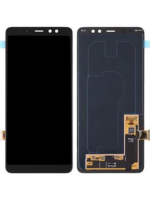 Дисплей (экран) для Samsung A730F Galaxy A8 Plus (2018) + тачс...